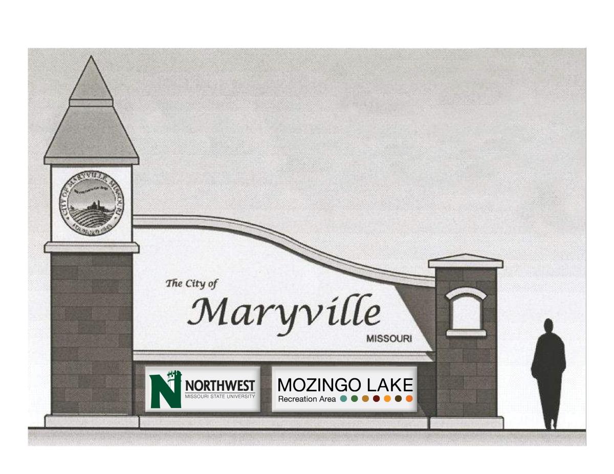 Maryville Signage